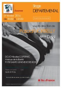 2016.02.07 | Stage dirigé par Pascal Norbelly