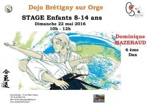 22.05.2016 | Stage dirigé par Dominique Mazeraud