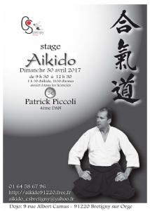 30.04.2017 | Stage dirigé par Patrick Piccoli