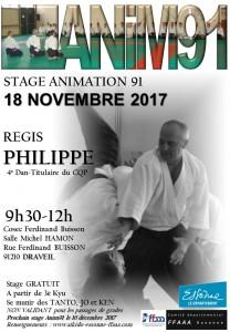 18.11.2017 | Stage dirigé par Régis Philippe