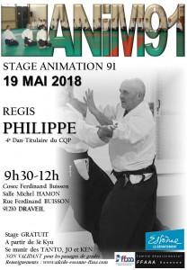 19.05.2018 | Stage dirigé par Régis Philippe