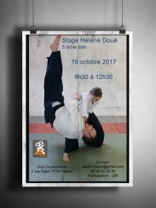15.10.2017 | Stage dirigé par Hélène Doué