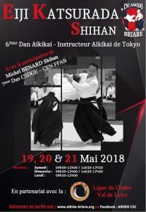 19.05.2018 | Stage dirigé par Eiji Katsurada