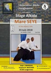 23.06.2018 | Stage dirigé par Mare Seye