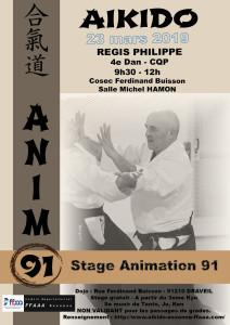 23.03.2019 | Stage dirigé par Philippe Régis
