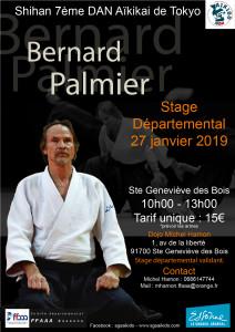 27.01.2019 | Stage dirigé par Bernard Palmier