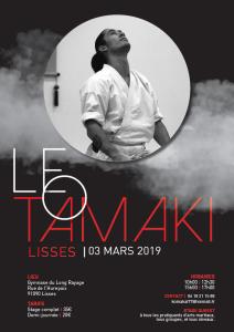 03.03.2019   Stage dirigé par Leo Tamaki