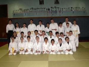 18.12.2002 | Cours enfants saison 2002-2003