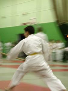 11.01.2003 | Technique au jo (bâton).