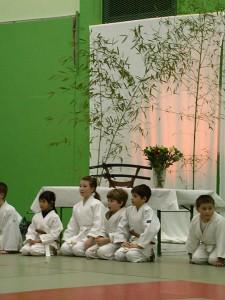 11.01.2003 | Fin de la démonstration. Le salut final.