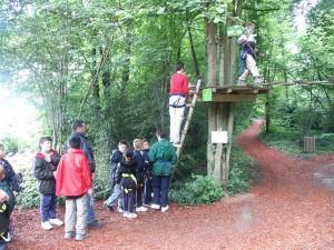 25.05.2003 | Le sentier de la forêt