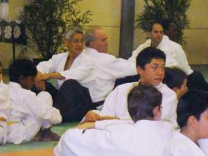 06.12.2003 | Maurice (à gauche) et Michel (à droite)