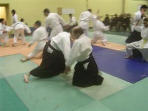 13.02.2004 | Techniques Hanmi handachi waza