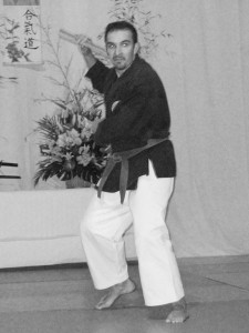 29.01.2005   Démonstration de nunchaku