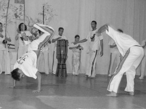 29.01.2005   Démonstration de Capoeira