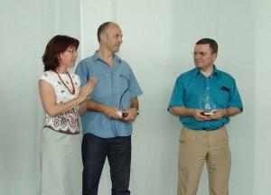 24.06.2005   Jean-Marc et Daniel récompensés par le CMOM respectivement pour leur 2e dan et 1er dan !