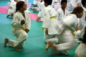 26.11.2005 | Déplacements à genoux (shikko)