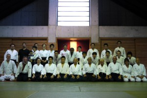09.09.2012 | Jumelage avec le club Haru Kaze qui signifie Vent de Printemps