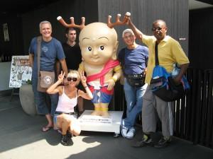 13.09.2012 | Mascotte de Nara Capitale du Japon de 710 à 784