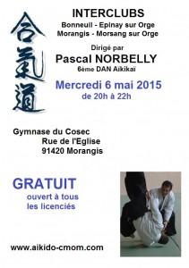 06.05.2015 | Stage dirigé par Pascal Norbelly